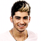 Zayn- blonde ice cream swirl