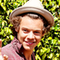 Harry in a fedora