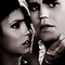 22 ▷ katherine & stefan {the vampire diaries}