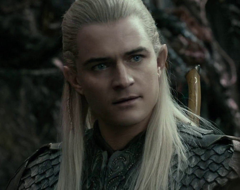 The Hobbit: The Desolation of Smaug Legolas Greenleaf™ and ... |The Hobbit The Desolation Of Smaug Legolas