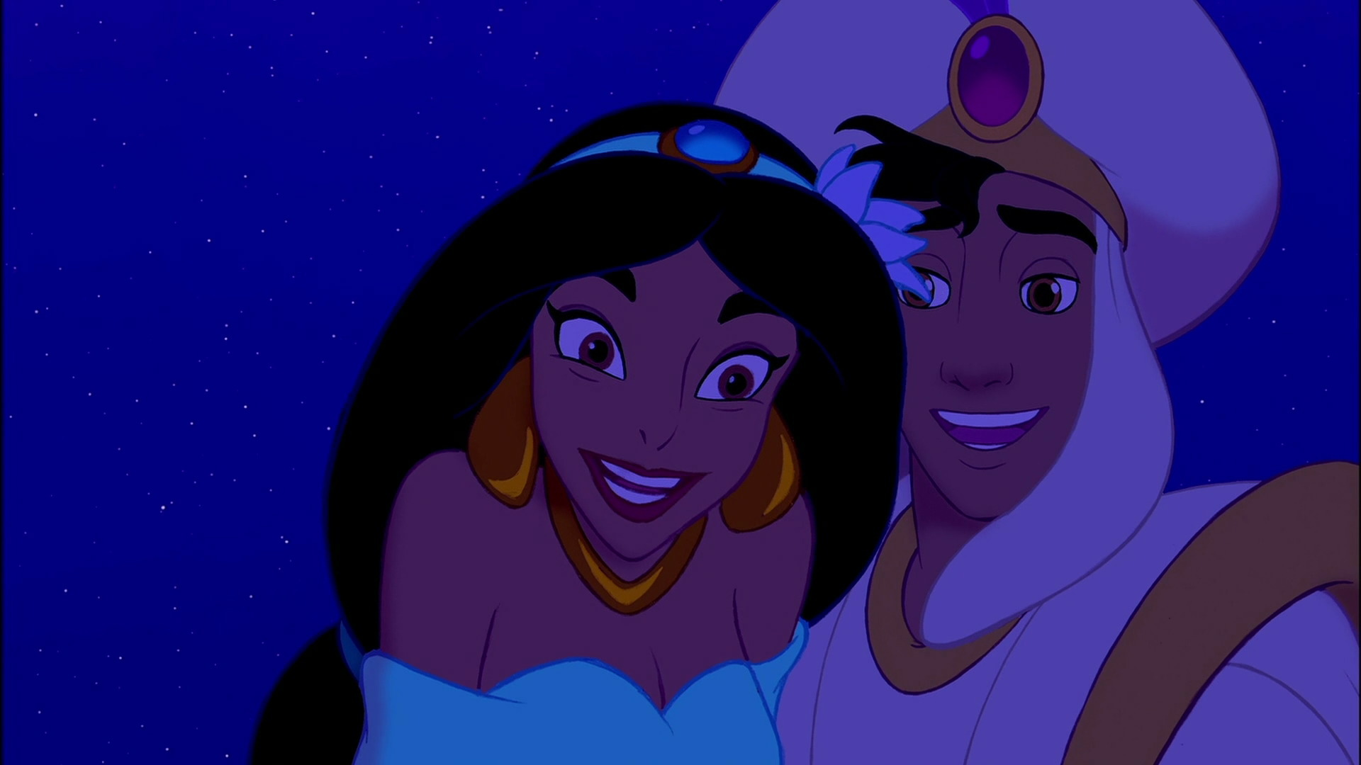 disney princess and aladdin essay