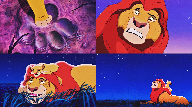 Battle Of The Disney Scenes پسندیدہ Scene The Lion King