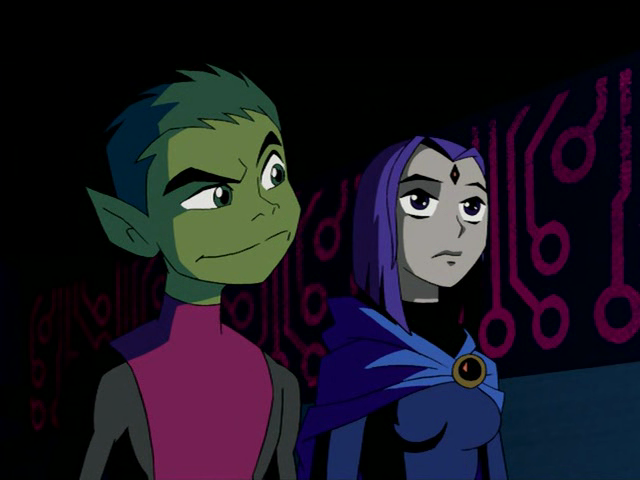 Raven Superhero And Beast Boy Which show do you pref...