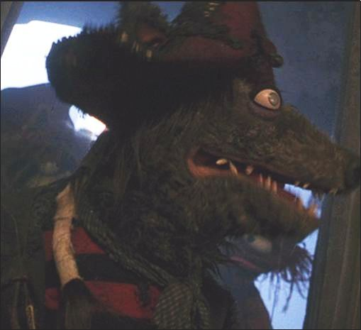 Muppet Treasure Island Long John