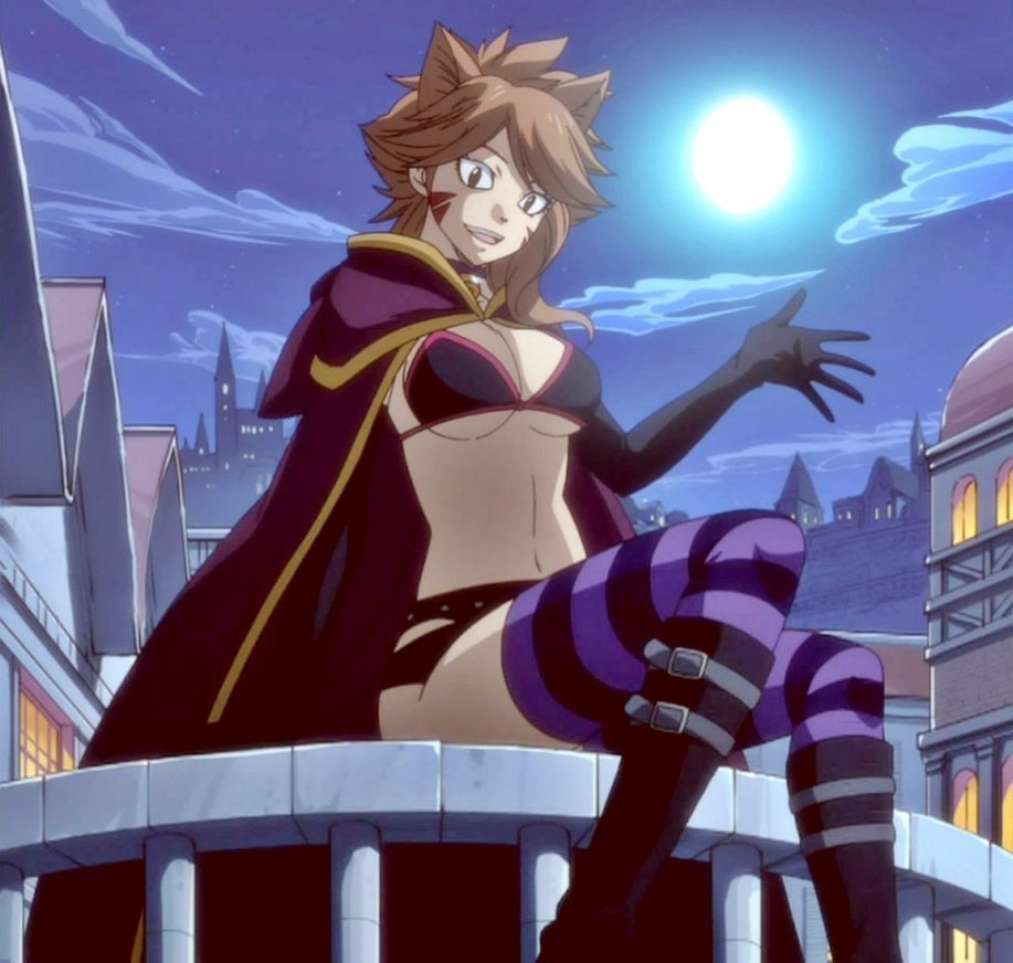 Girls) Which Fairy Tail character do tu like to coplay as? - Fairy