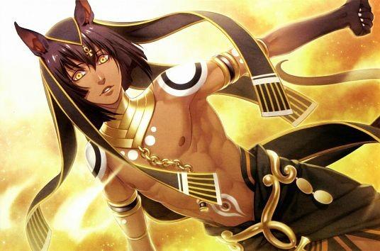 Kamigami No Asobi Balder God Form