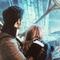 hook comforting emma when snow 'dies'
