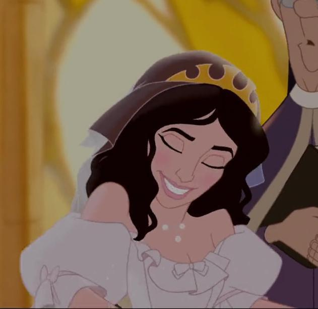 If Nancy from Enchanted was an official Disney Princess ...Enchanted Idina Menzel Animated