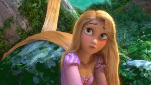 Rapunzel Short Or Long Hair Princess Rapunzel From