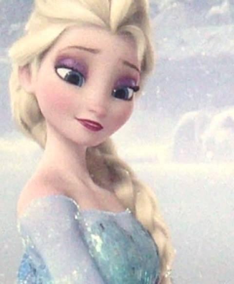 Platinum Blonde Hair Fair Skin Sky Blue Eyes Who Is The