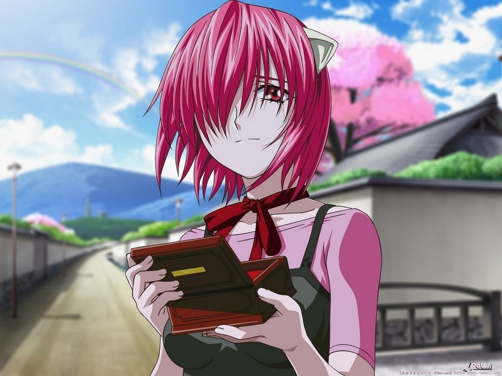 where does elfen lied rank in your list of favorite anime