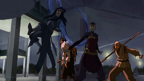 Would You Join The Red Lotus Avatar The Legend Of Korra Fanpop