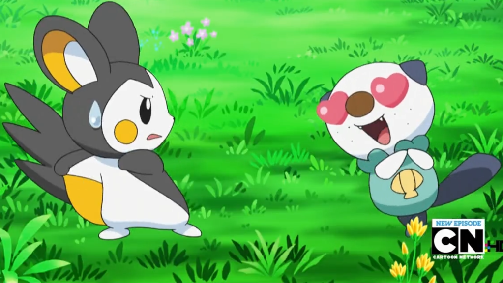emolga attract - photo #5