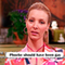 Phoebe should have been gay.