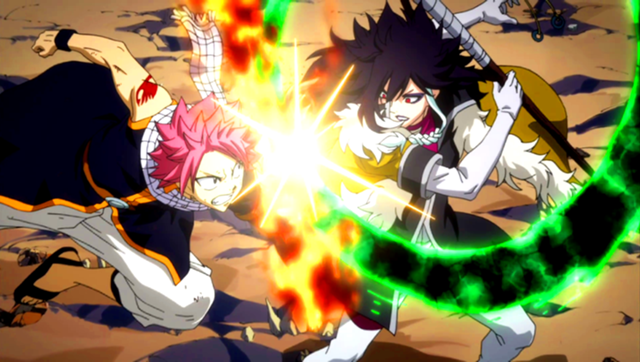 Out Of My Favorite Key Of The Starry Sky Battles Which Do You Like Most Fairy Tail Fanpop