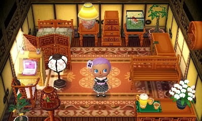 Animal Crossing Happy Home Designer Room Themes