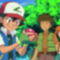 Ash, Misty and Brock (Kanto and Johto)