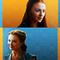 Sansa & Margaery
