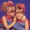 Identical twins 1992