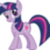 Twilight Sparkle from My Little Pony: Friendship is Magic