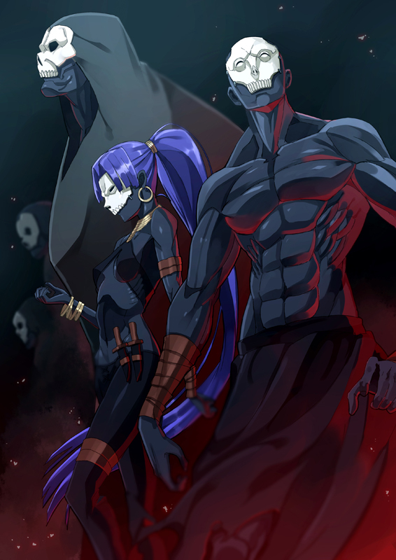 Anime Which Fate Zero Servant Do Du Like Most