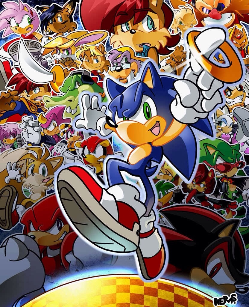 If SonAmy did happen in Sonic Boom, what would you say at ...