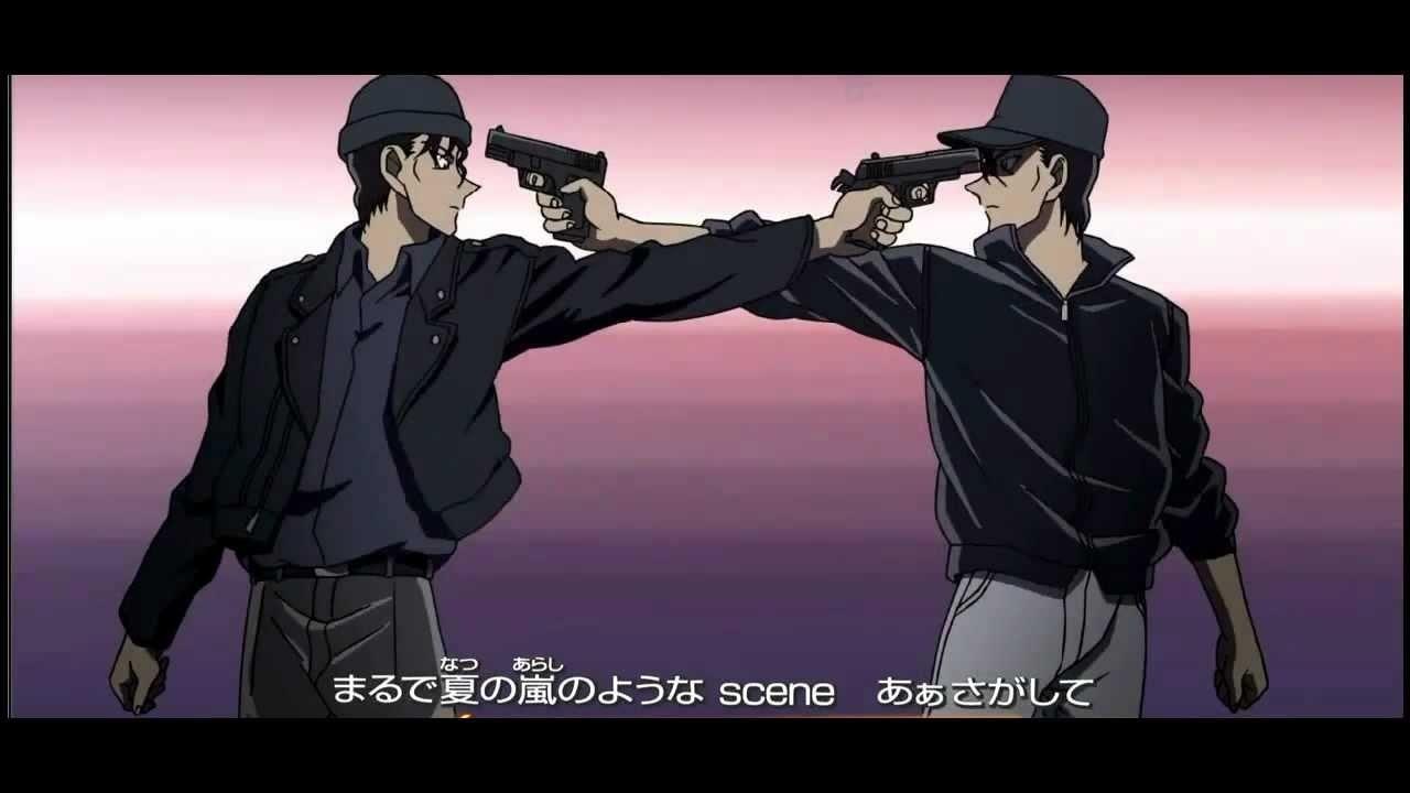 Detective Conan What do te like most of Akai Shuichi