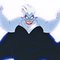 ★ Same thing as the movie: Become Ursula again, exchanged Ariel for Triton ★
