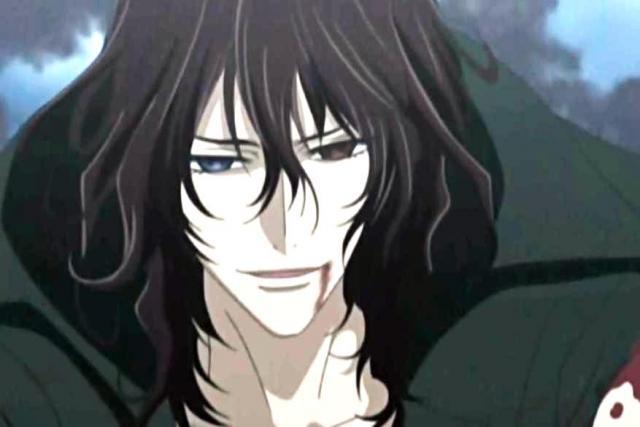 Male Anime Vampire