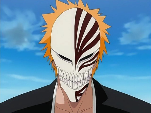 Do You Think A Big Hero 6 Kabuki Mask Is Similar To A Bleach Anime