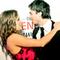 Ian Somerhalder and Sophia Bush