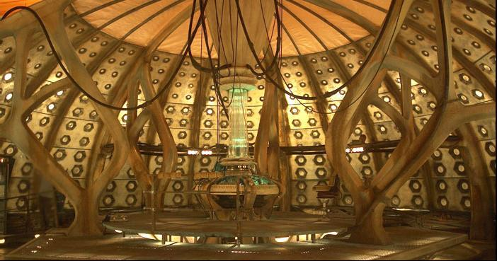 Superb Doctor Who Best TARDIS Interior (out Of The New Ones)?