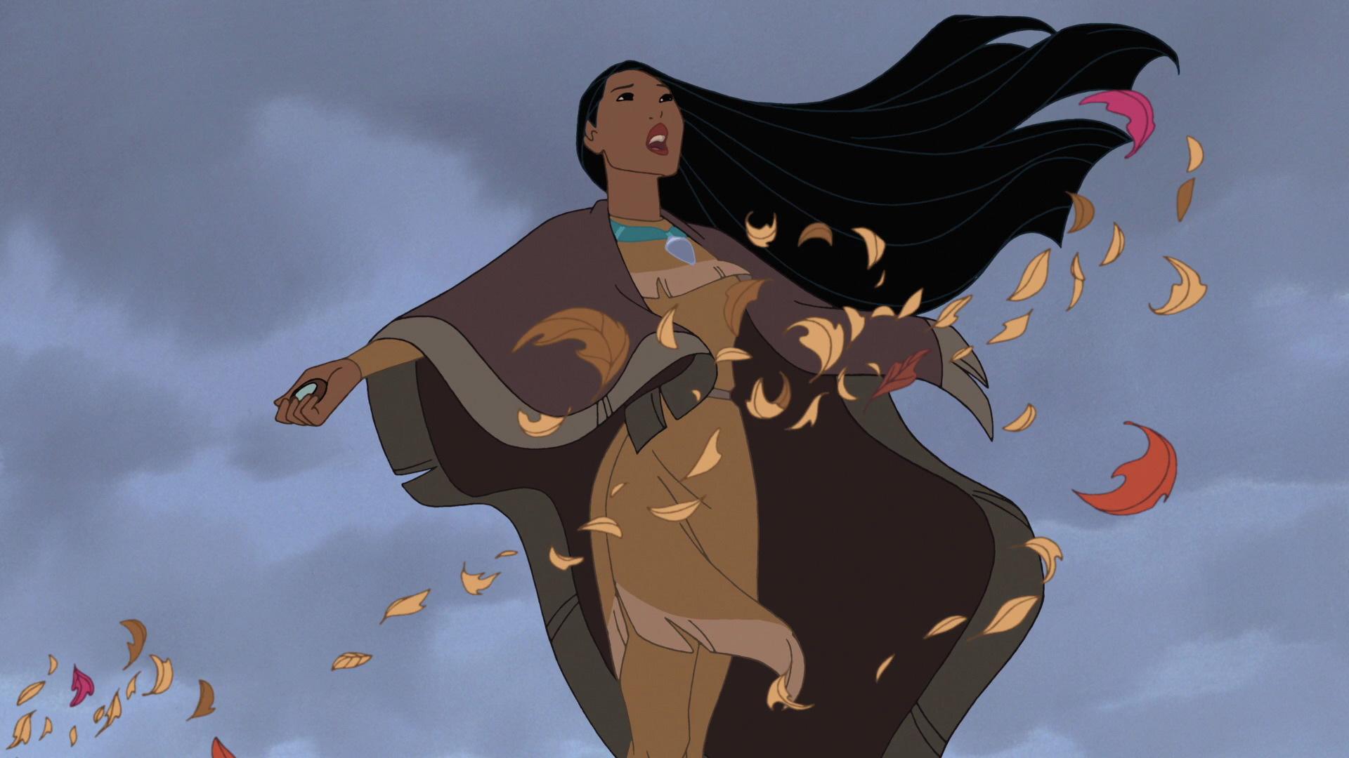 Pocahontas pelis24