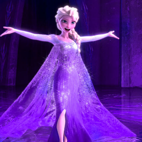 Elsa Queen Frozen Which Colour Do U Prefer For S Ice Dress
