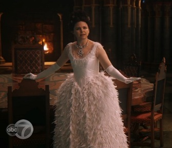 Which disney princess wedding dress do you think is the for Snow white wedding dress once upon a time