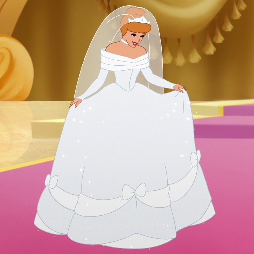Which Disney Princess wedding dress do you think is the most ...
