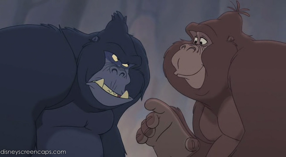Tarzan 2 Characters Out of who I co...