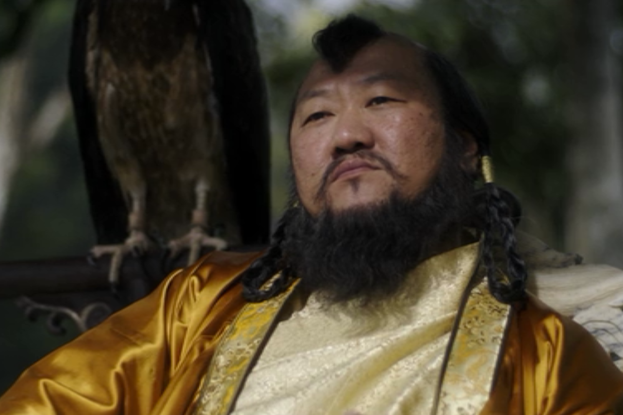 an insight to the different yet equally colorful personalities of marco polo and kublai khan through Coleridges kubla khan new topic kubla khan poem summary poem of the romantic period through one of its traits of exotic marco polo was born.