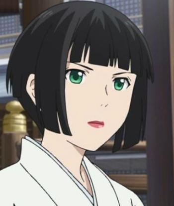 Tenjin Or Mayu Noragami Fanpop