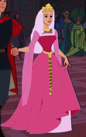 Historically Accurate Aurora Pink Or Blue Click On Images To See Better Disney Princess