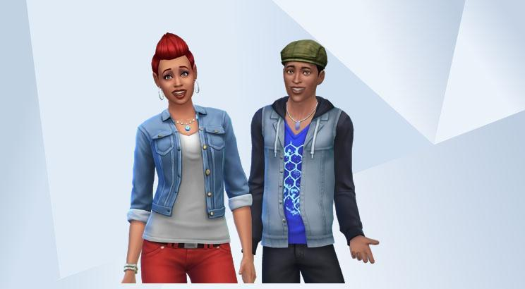 Which of the current existing families in Sims 4 do you like? - The