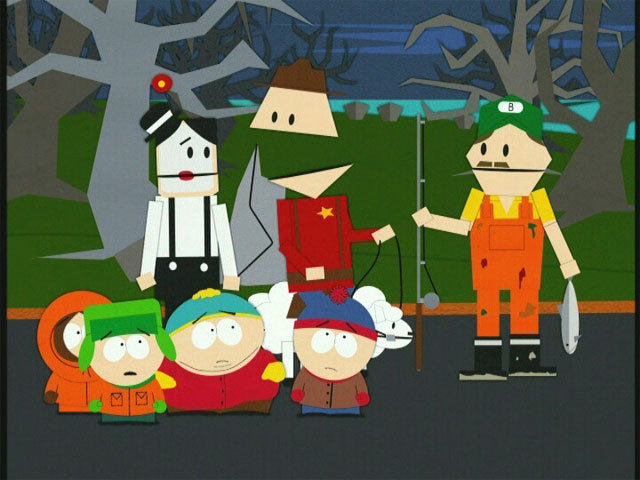 Christmas In Canada South Park.What S Your Favorite Canadian Terrance And Phillip Based