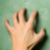 Creaking fingernails on chalkboard