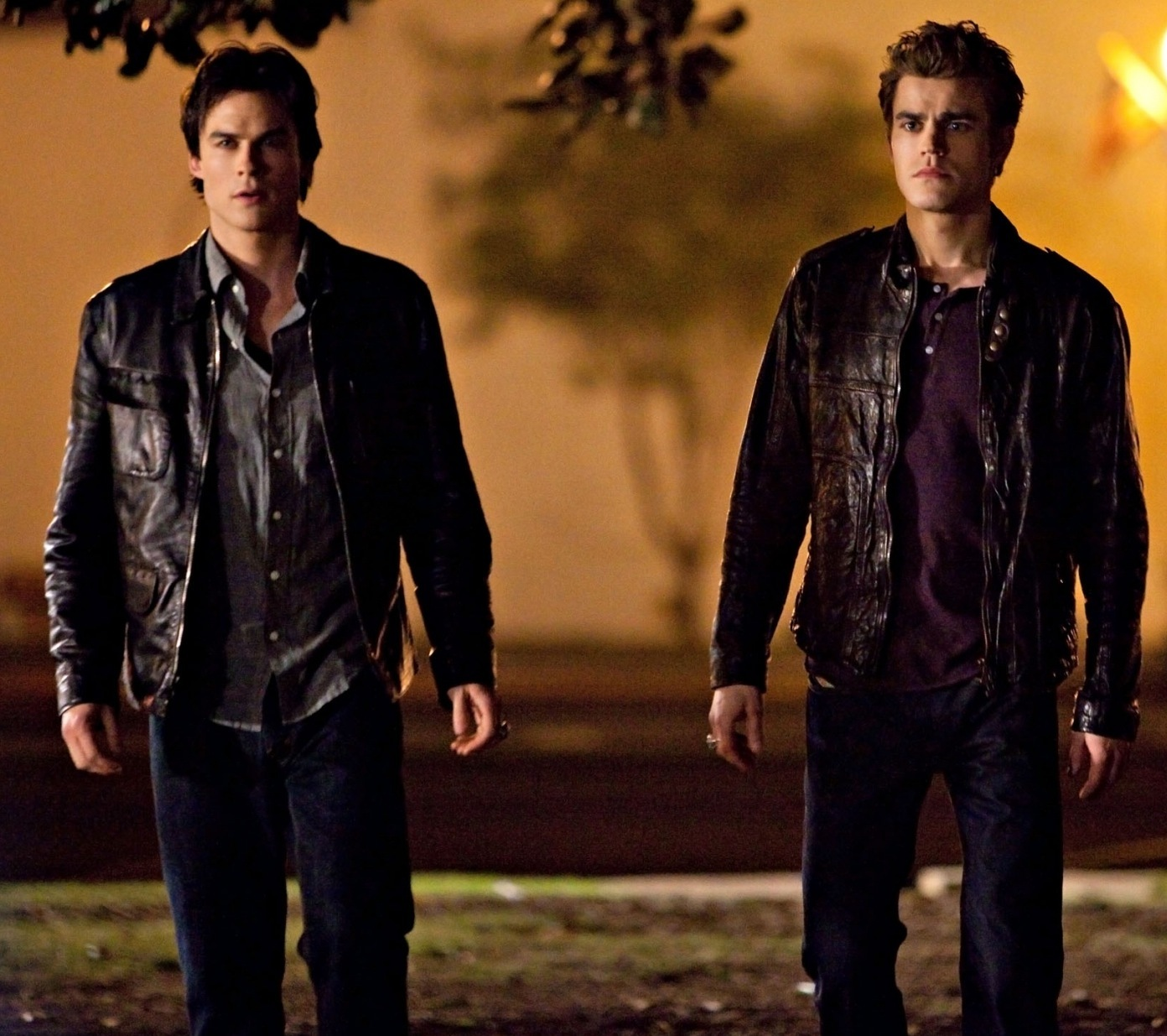 Damon and Stefan VS Edward and Jacob - The Vampire Diaries ...
