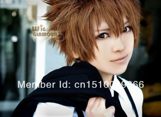 Out Of These Tsuna From Katekyo Hitman Reborn Cosplay Which One