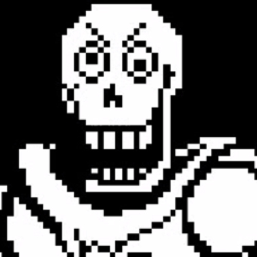 how tall is undertale papyrus