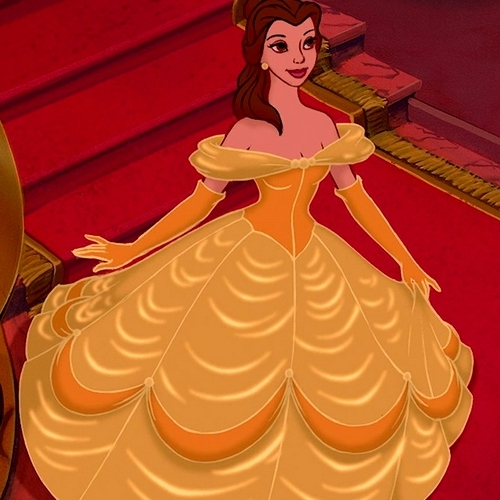 Favorite yellow or tan dress? Poll Results - Disney ...