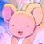 Kero-chan plushie (Sakura in Wonderland ver.)