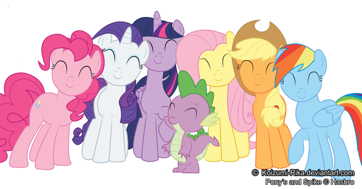 My Little Pony Friendship Is Magic Twilight Sparke Which Will Going Make The Mane 7