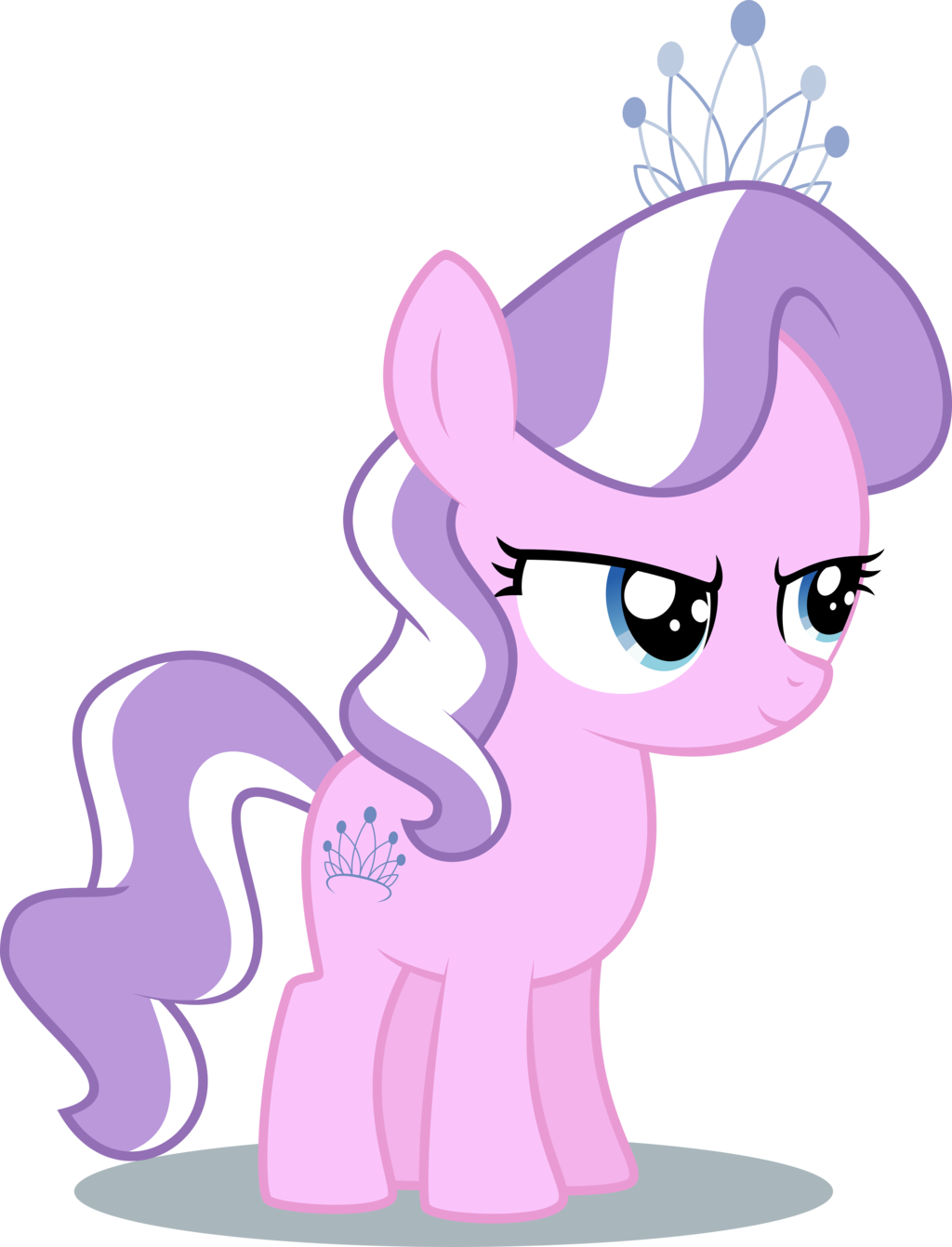 My little pony princess diamond tiara